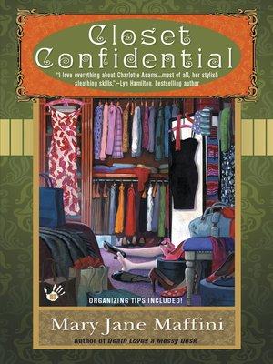 cover image of Closet Confidential