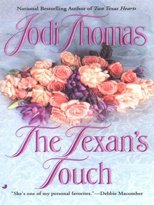 cover image of The Texan's Touch
