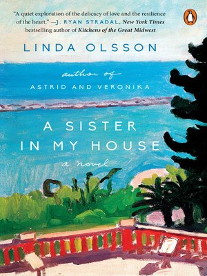 cover image of A Sister in My House
