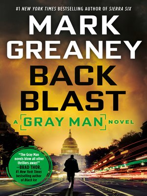 cover image of Back Blast