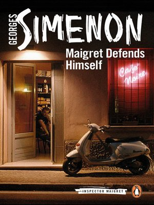 cover image of Maigret Defends Himself