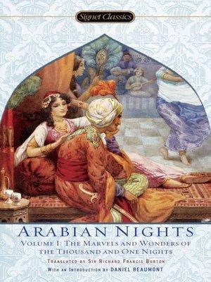 cover image of The Arabian Nights, Volume I