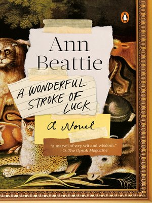 cover image of A Wonderful Stroke of Luck