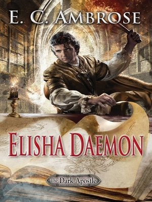 cover image of Elisha Daemon