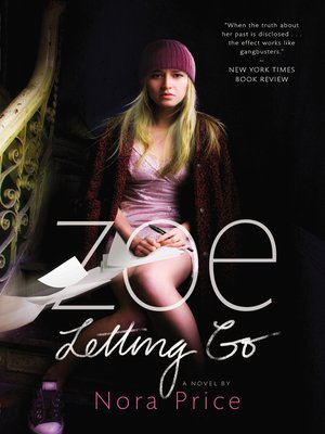 cover image of Zoe Letting Go