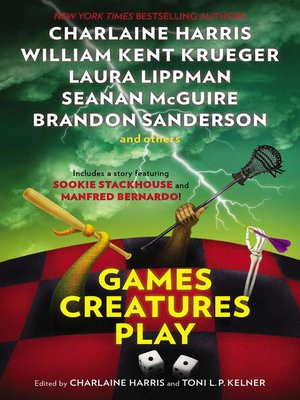 cover image of Games Creatures Play