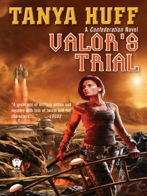 cover image of Valor's Trial