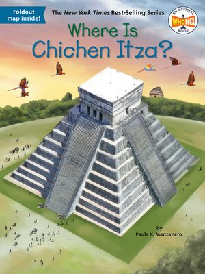 cover image of Where Is Chichen Itza?