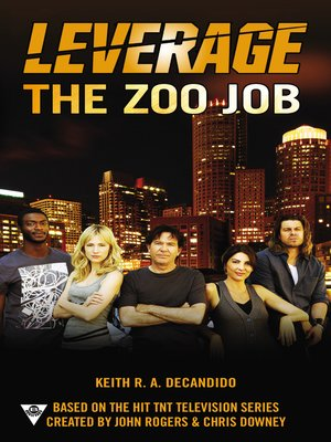 cover image of The Zoo Job