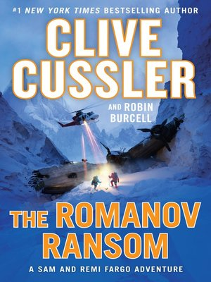 cover image of The Romanov Ransom