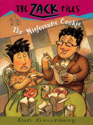 cover image of The Misfortune Cookie