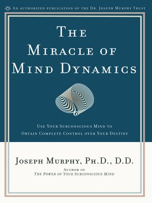 cover image of The Miracle of Mind Dynamics