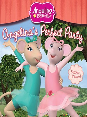 cover image of Angelina's Perfect Party