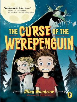 cover image of The Curse of the Werepenguin