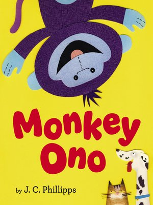 cover image of Monkey Ono