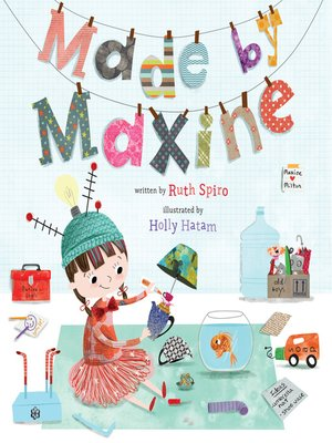 cover image of Made by Maxine