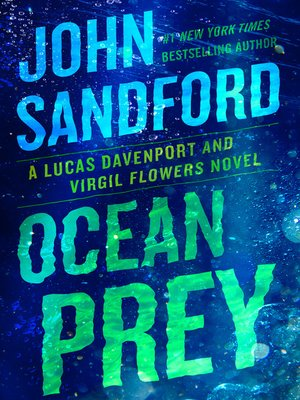 cover image of Ocean Prey