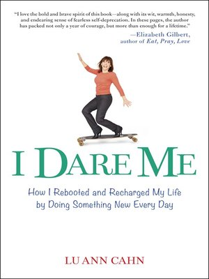 cover image of I Dare Me