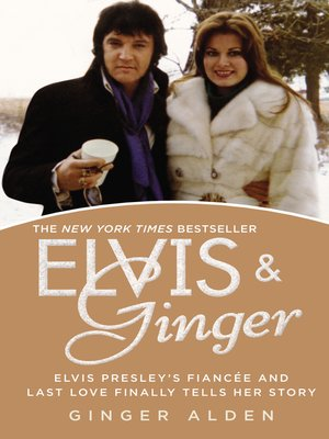 cover image of Elvis and Ginger