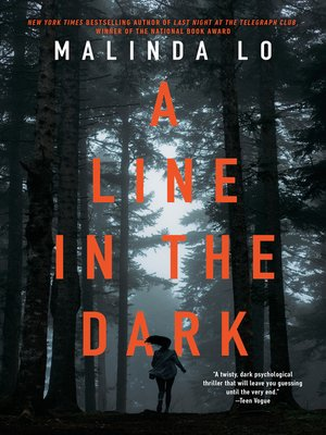 cover image of A Line in the Dark