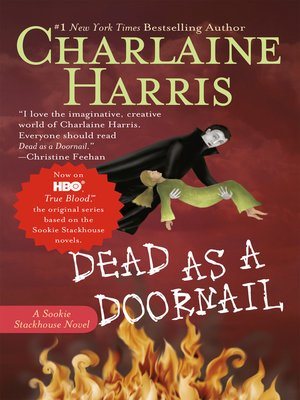 cover image of Dead as a Doornail