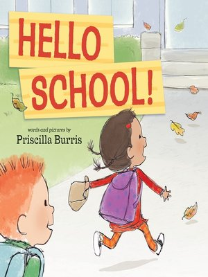 cover image of Hello School!