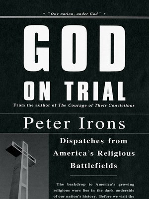 cover image of God on Trial