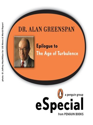 cover image of Epilogue to The Age of Turbulence