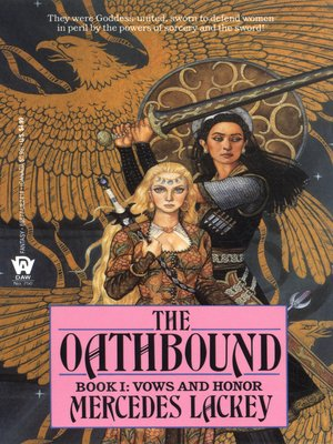 cover image of The Oathbound