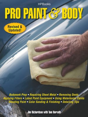 cover image of Pro Paint & Body HP1563