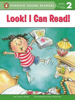 cover image of Look! I Can Read!