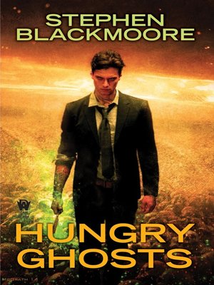 cover image of Hungry Ghosts