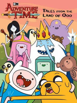 cover image of Tales from the Land of Ooo