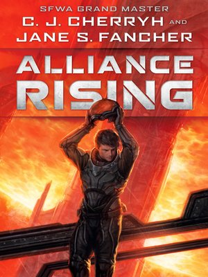 cover image of Alliance Rising