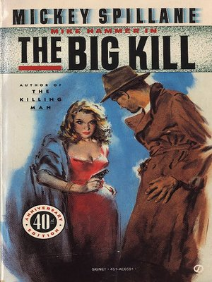 cover image of The Big Kill