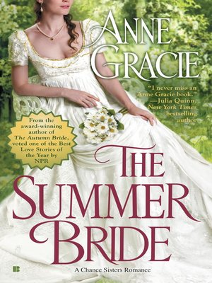 cover image of The Summer Bride