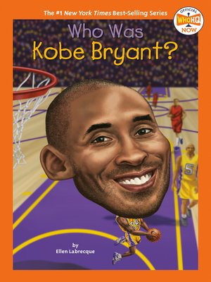 cover image of Who Was Kobe Bryant?