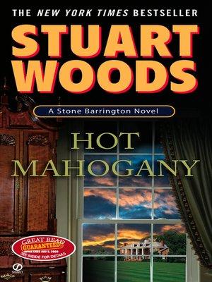 cover image of Hot Mahogany