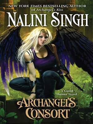 cover image of Archangel's Consort