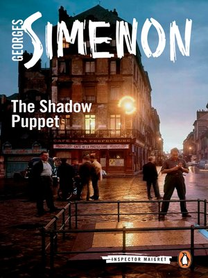 cover image of The Shadow Puppet