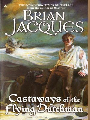 cover image of Castaways of the Flying Dutchman
