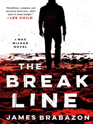 cover image of The Break Line