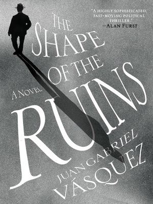 cover image of The Shape of the Ruins
