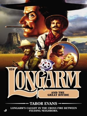 cover image of Longarm and the Great Divide