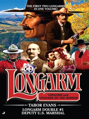 cover image of Longarm Double #1