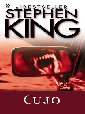 cover image of Cujo