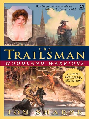 cover image of Woodland Warriors