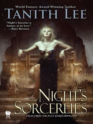 cover image of Night's Sorceries