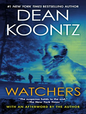 Cover image for Watchers