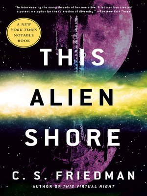 cover image of This Alien Shore